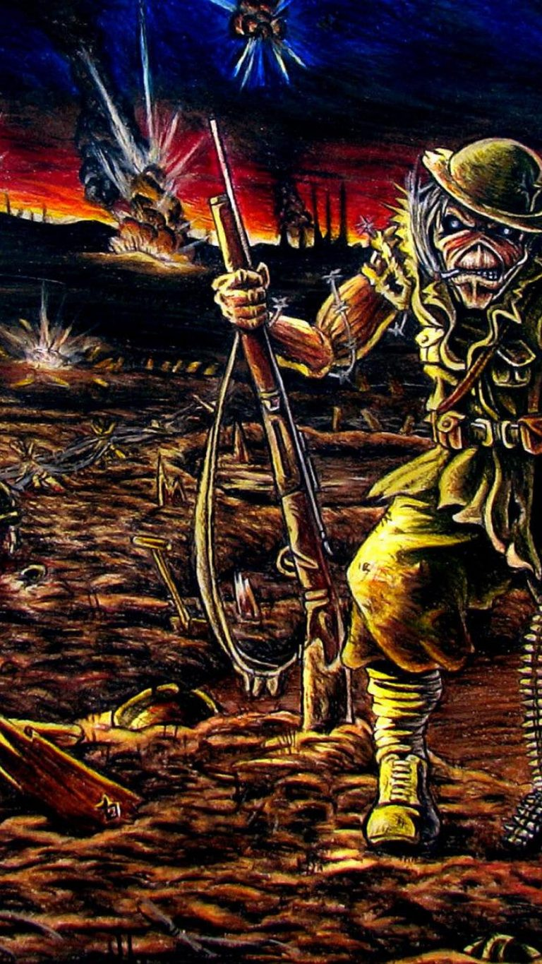 iron maiden wallpaper 67
