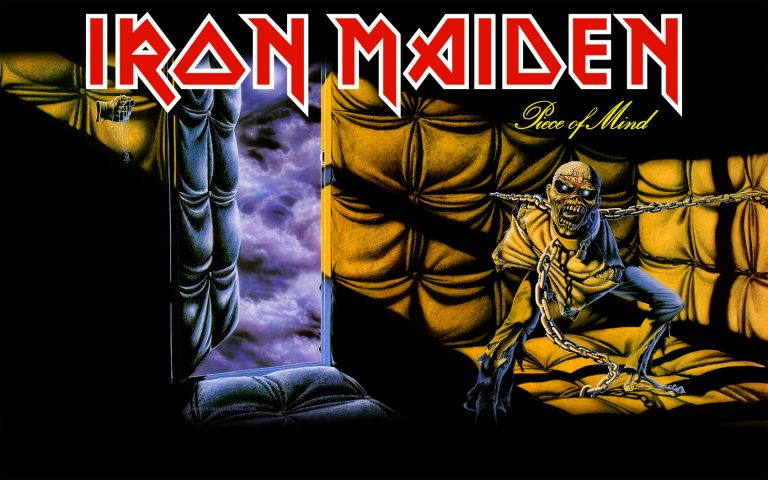 iron maiden wallpaper 70