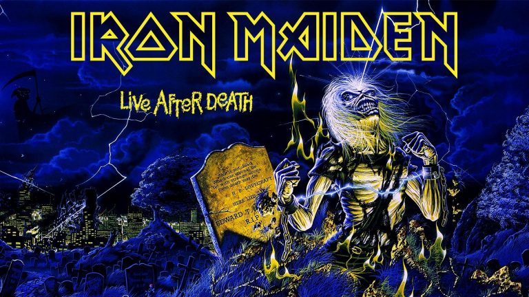 iron maiden wallpaper 76