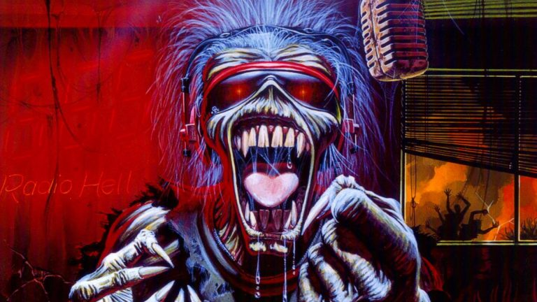 iron maiden wallpaper 88