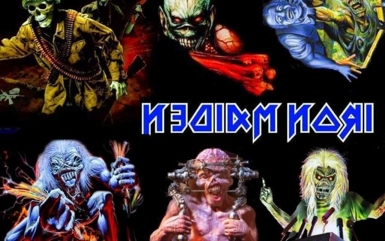 iron maiden wallpaper 89