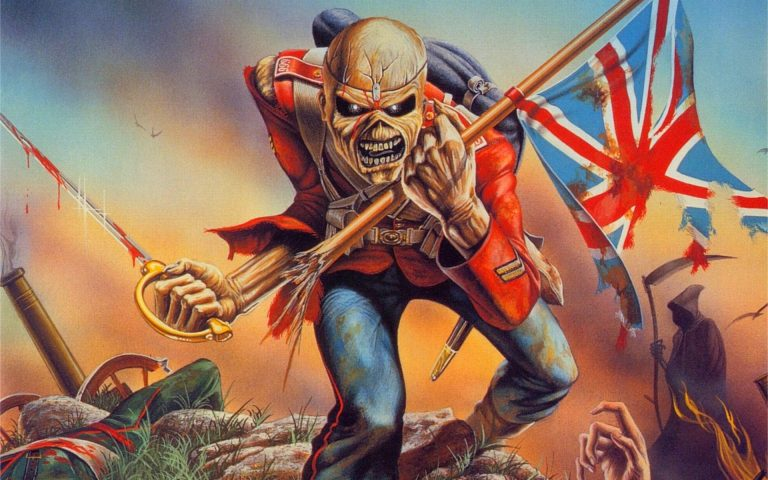 iron maiden wallpaper 91