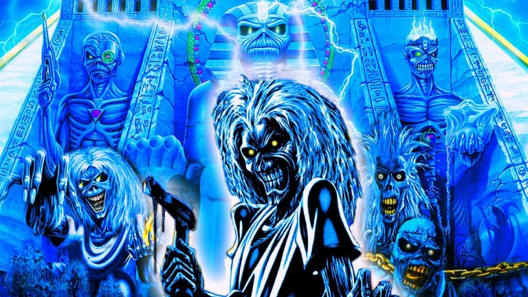 iron maiden wallpaper 94