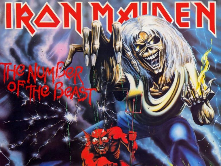 iron maiden wallpaper 97