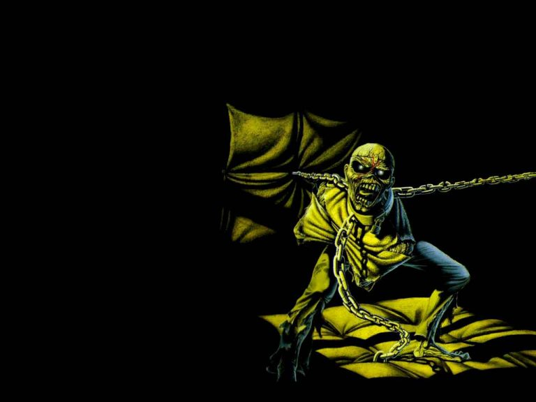 iron maiden wallpaper 98