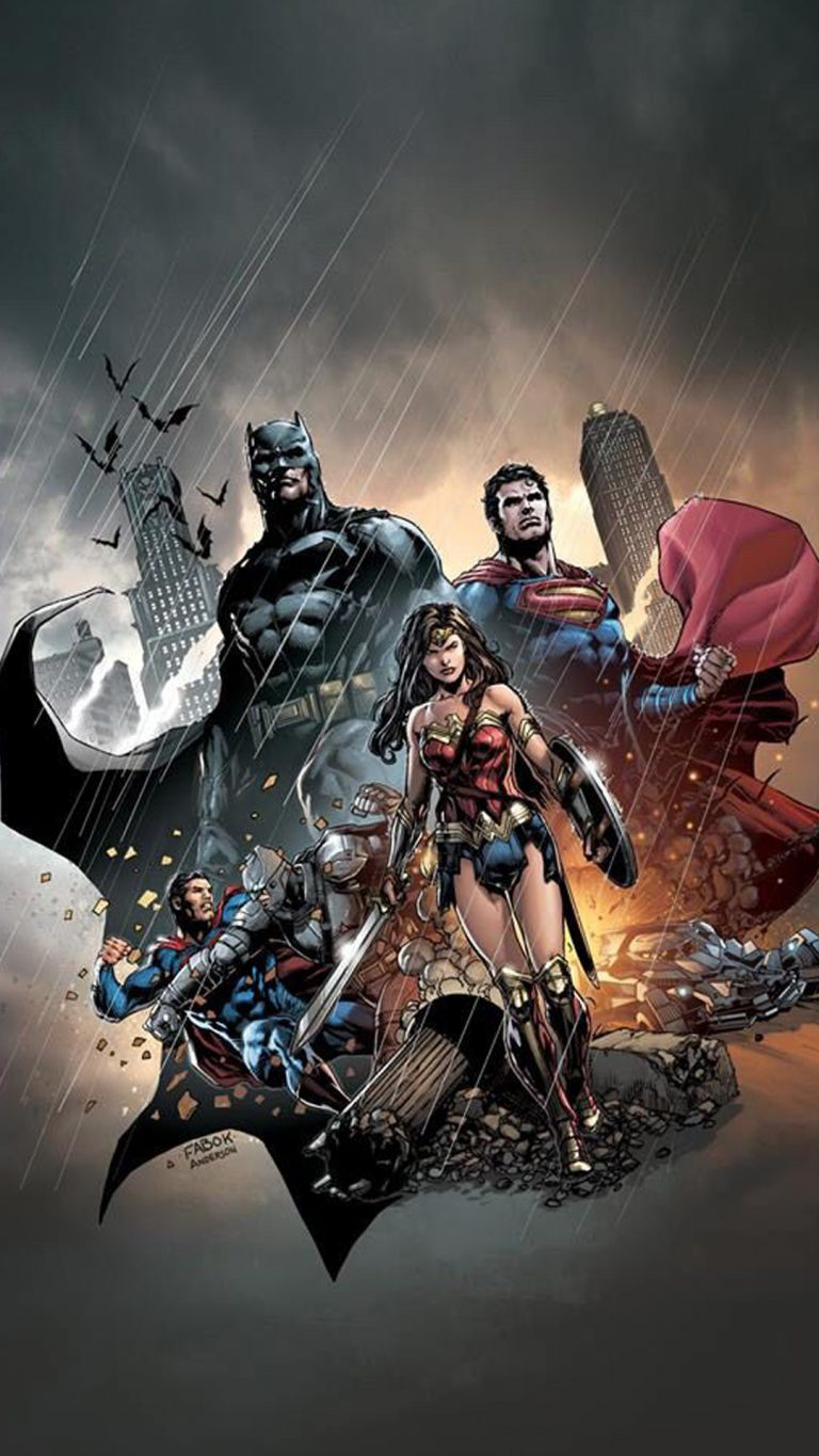 justice league wallpaper 140