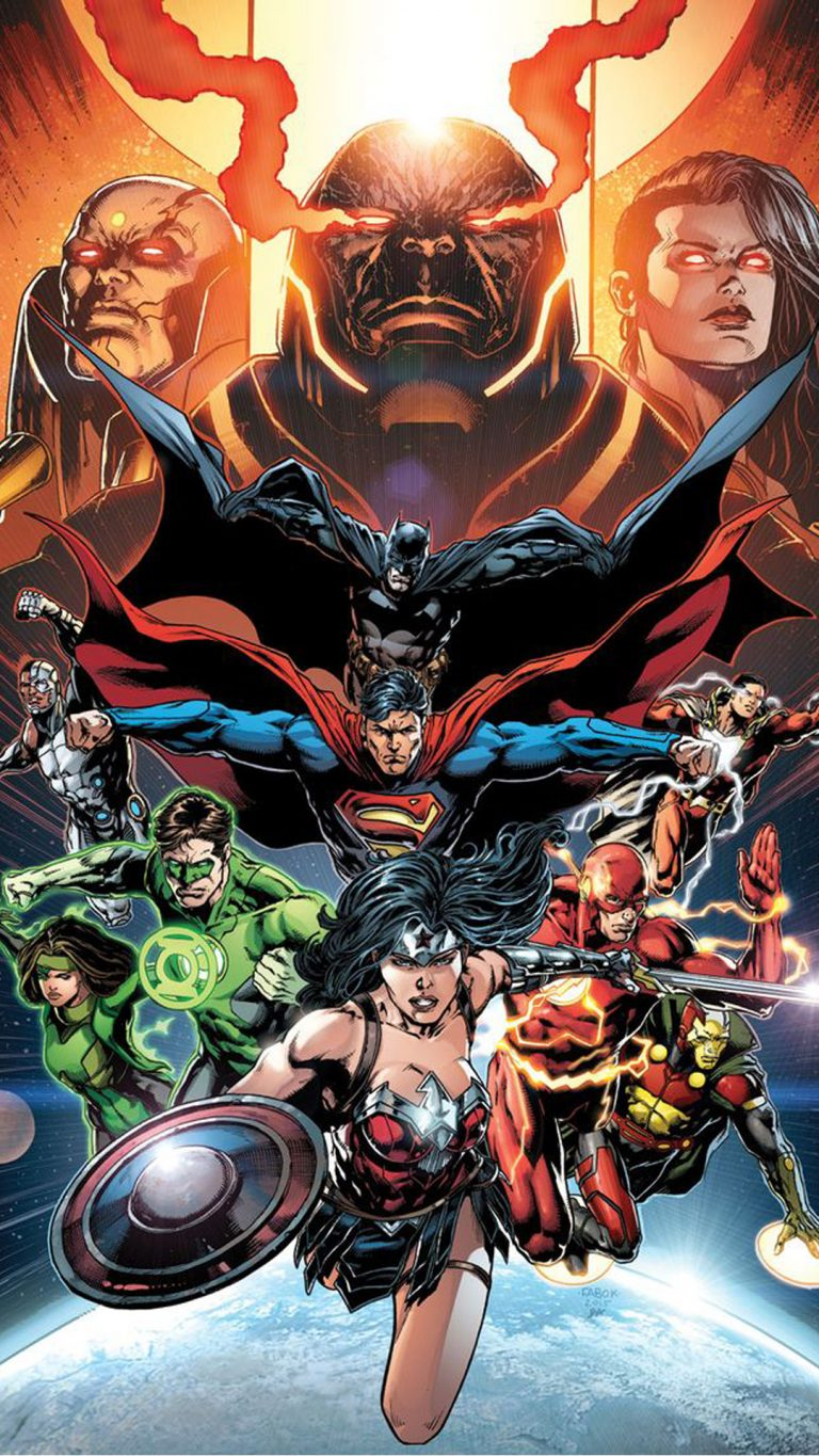 justice league wallpaper 141