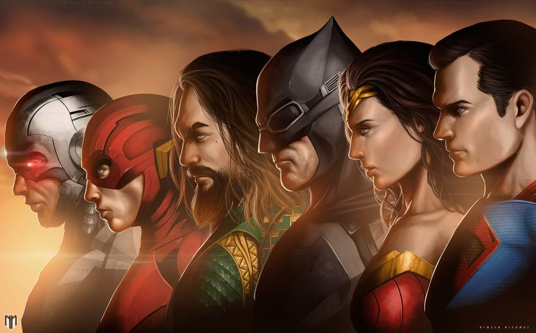justice league wallpaper 145