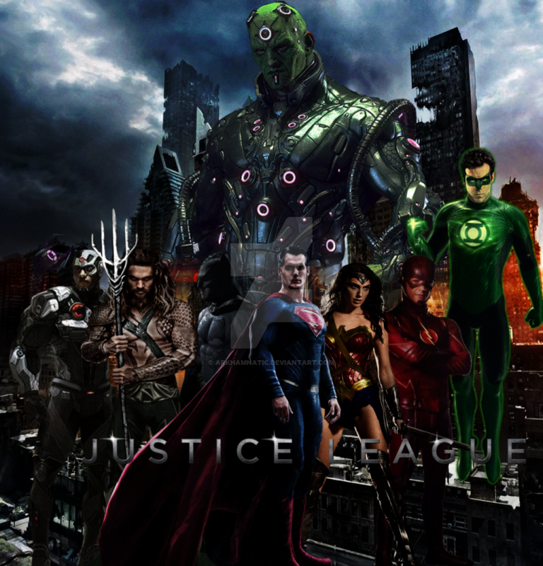 justice league wallpaper 151
