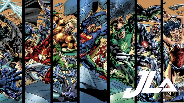 justice league wallpaper 173