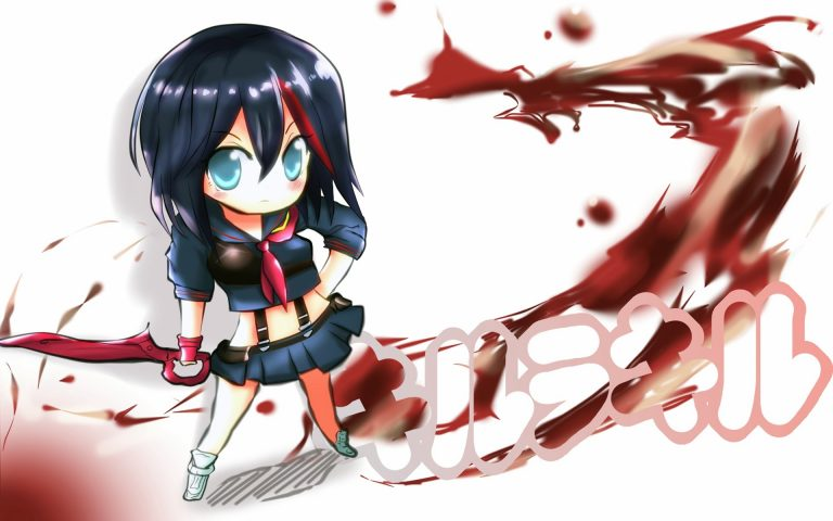 kill la kill wallpaper 141