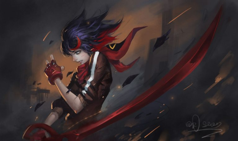 kill la kill wallpaper 156