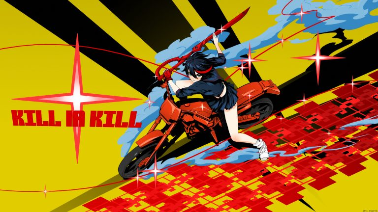 kill la kill wallpaper 164