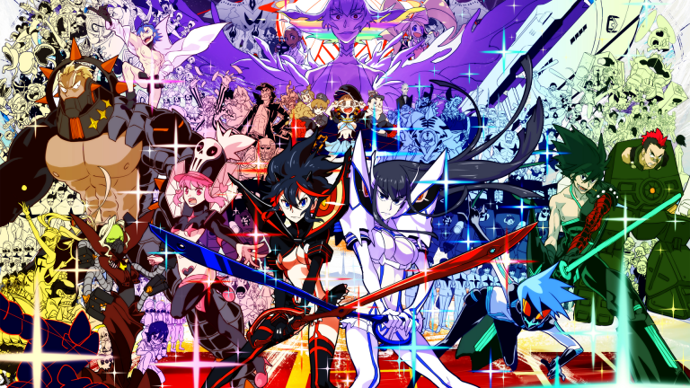 kill la kill wallpaper 188
