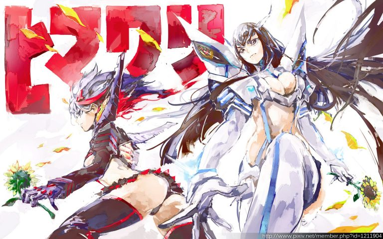 kill la kill wallpaper 190