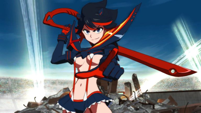 kill la kill wallpaper 192