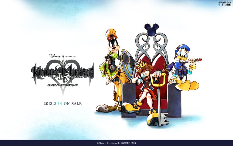 kingdom hearts wallpaper 83