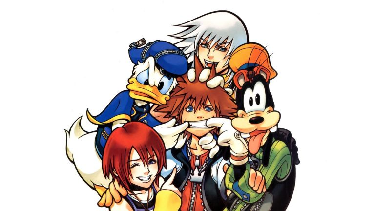 kingdom hearts wallpaper 86