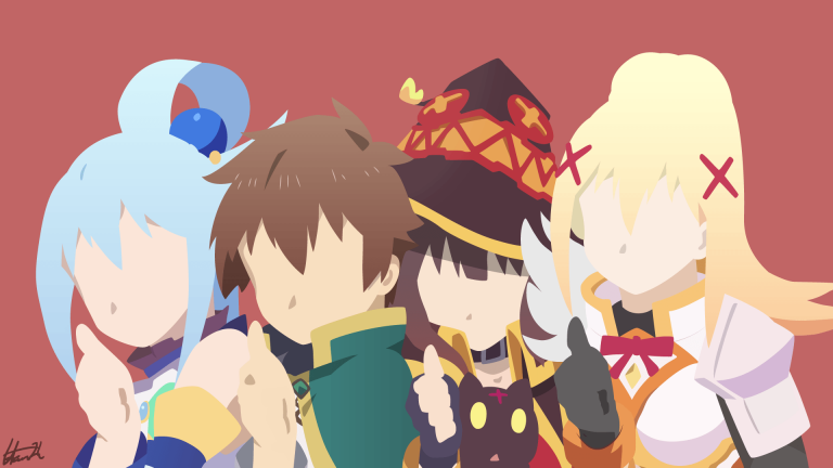 konosuba wallpaper 250