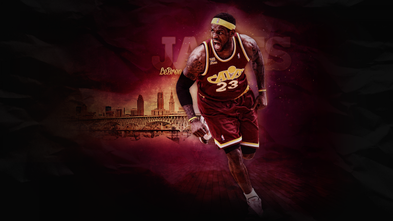 lebron james wallpaper 101