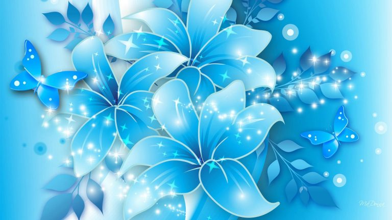 light blue wallpaper 92
