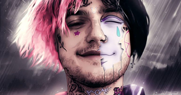 lil peep wallpaper 113