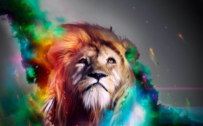 lion wallpaper 5