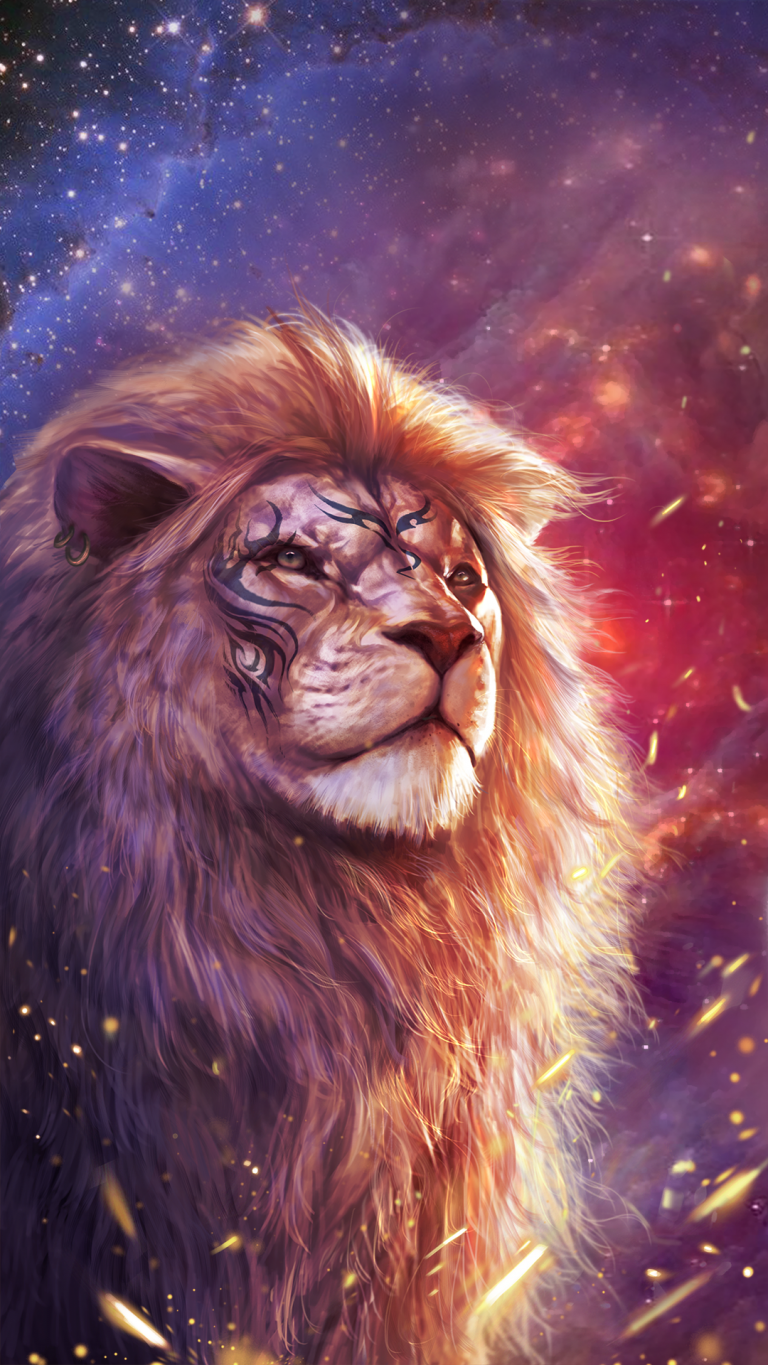 lion wallpaper 39
