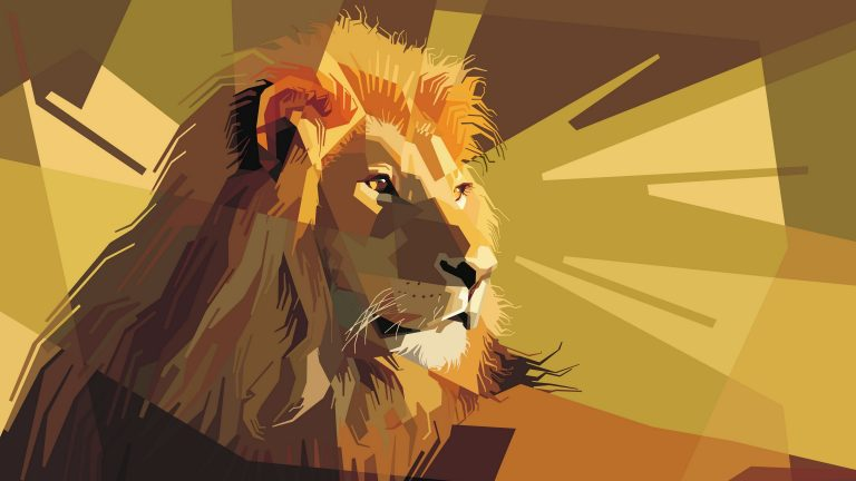lion wallpaper 55