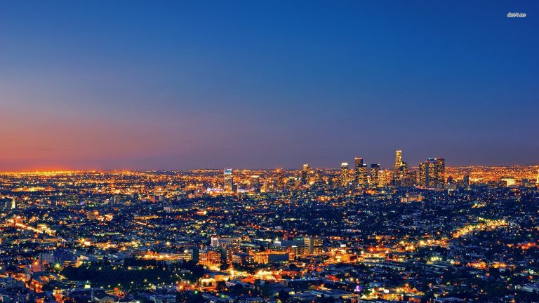 los angeles wallpaper 15