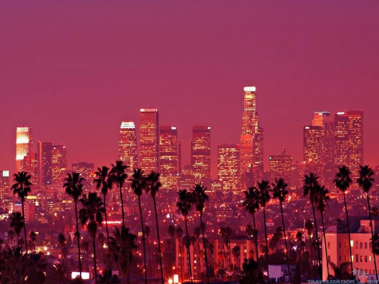 los angeles wallpaper 23