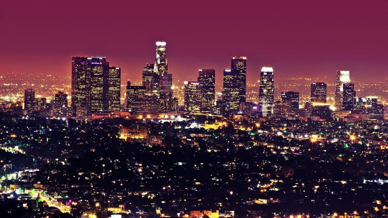 los angeles wallpaper 24