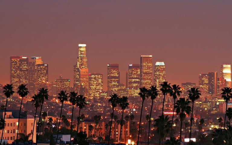 los angeles wallpaper 34