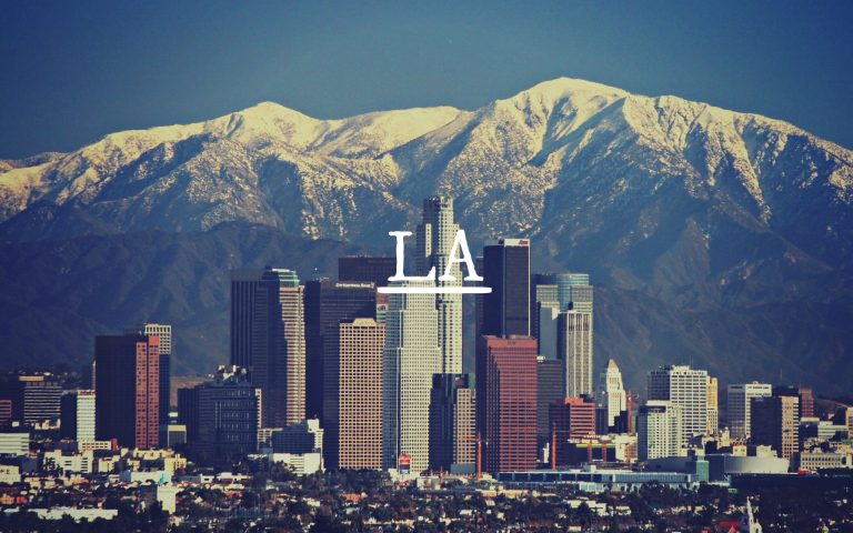 los angeles wallpaper 36