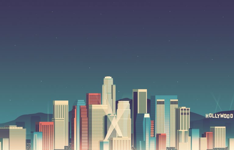 los angeles wallpaper 222