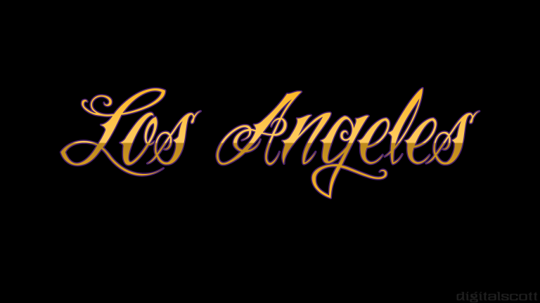 los angeles wallpaper 235