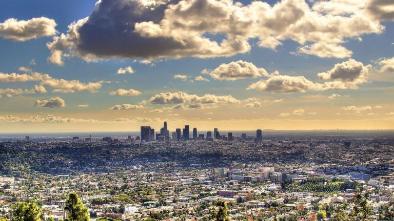 los angeles wallpaper 237