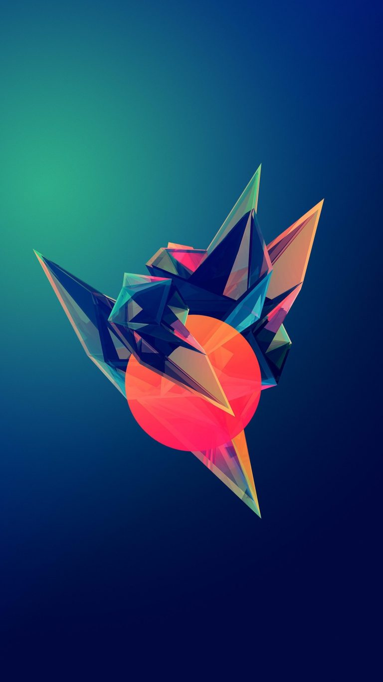 low poly wallpaper 172