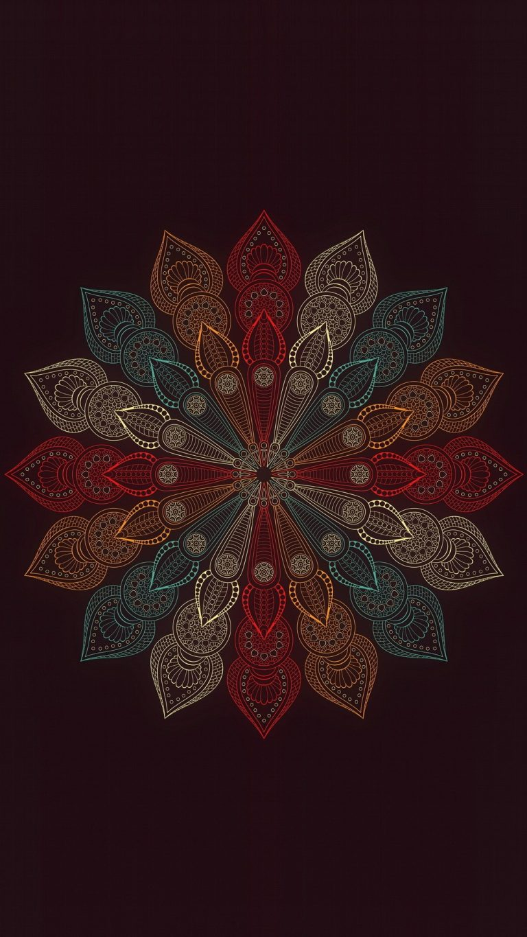 mandala wallpaper 103