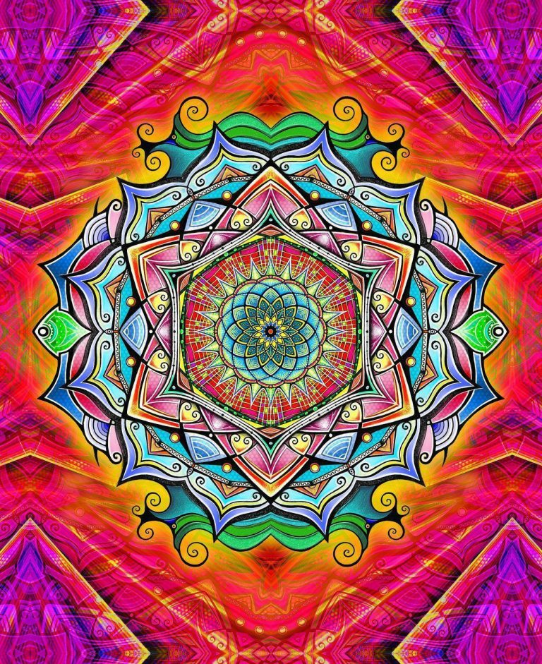 mandala wallpaper 140