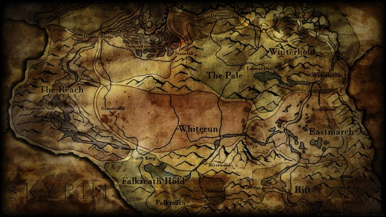 map wallpaper 105