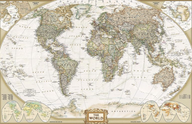 map wallpaper 126