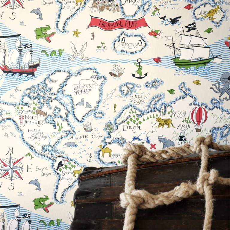 map wallpaper 128