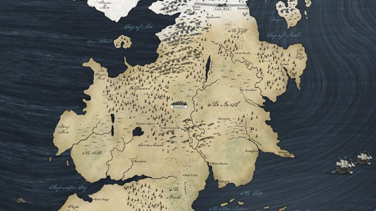 map wallpaper 138