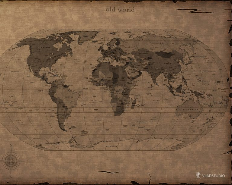map wallpaper 151