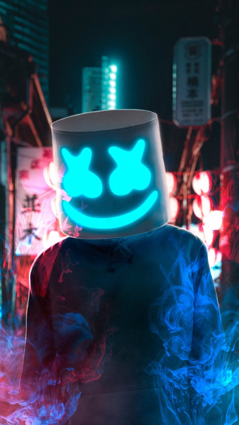 marshmello wallpaper 95