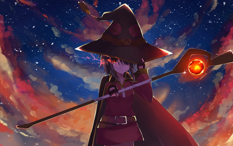 megumin wallpaper 87