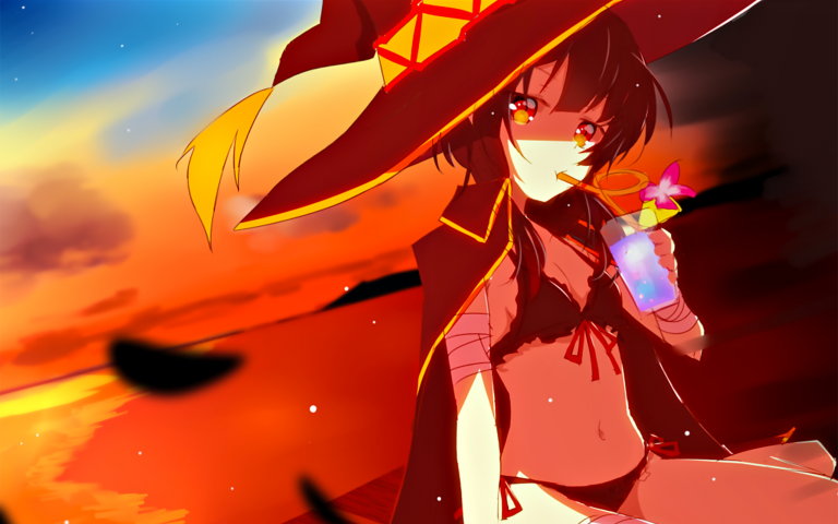 megumin wallpaper 94