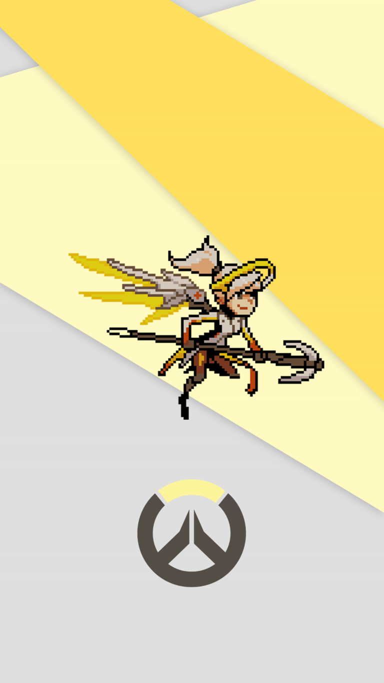 mercy wallpaper 77