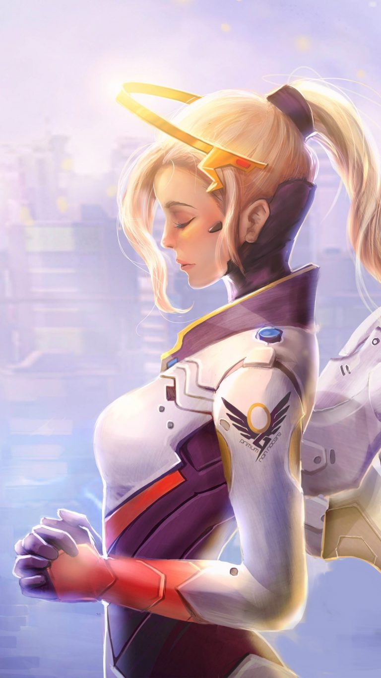mercy wallpaper 100